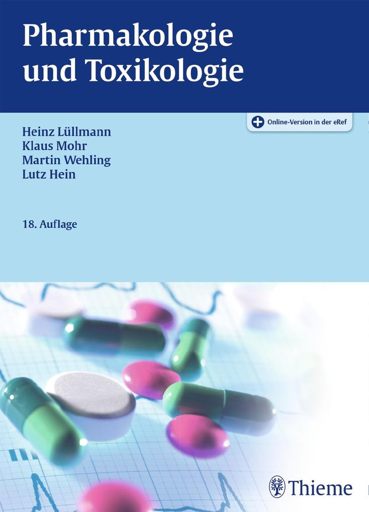 Pharmakologie und Toxikologie als eBook