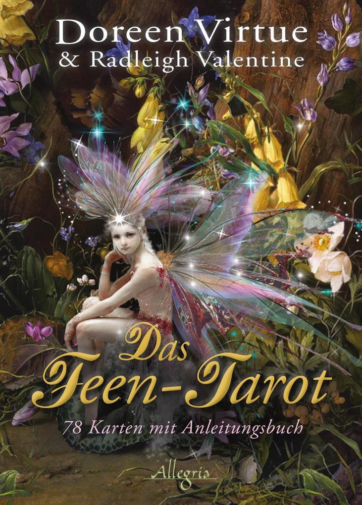 Das Feen-Tarot als Buch