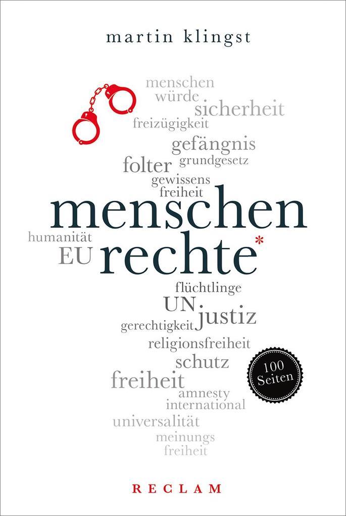 Menschenrechte. 100 Seiten als Taschenbuch