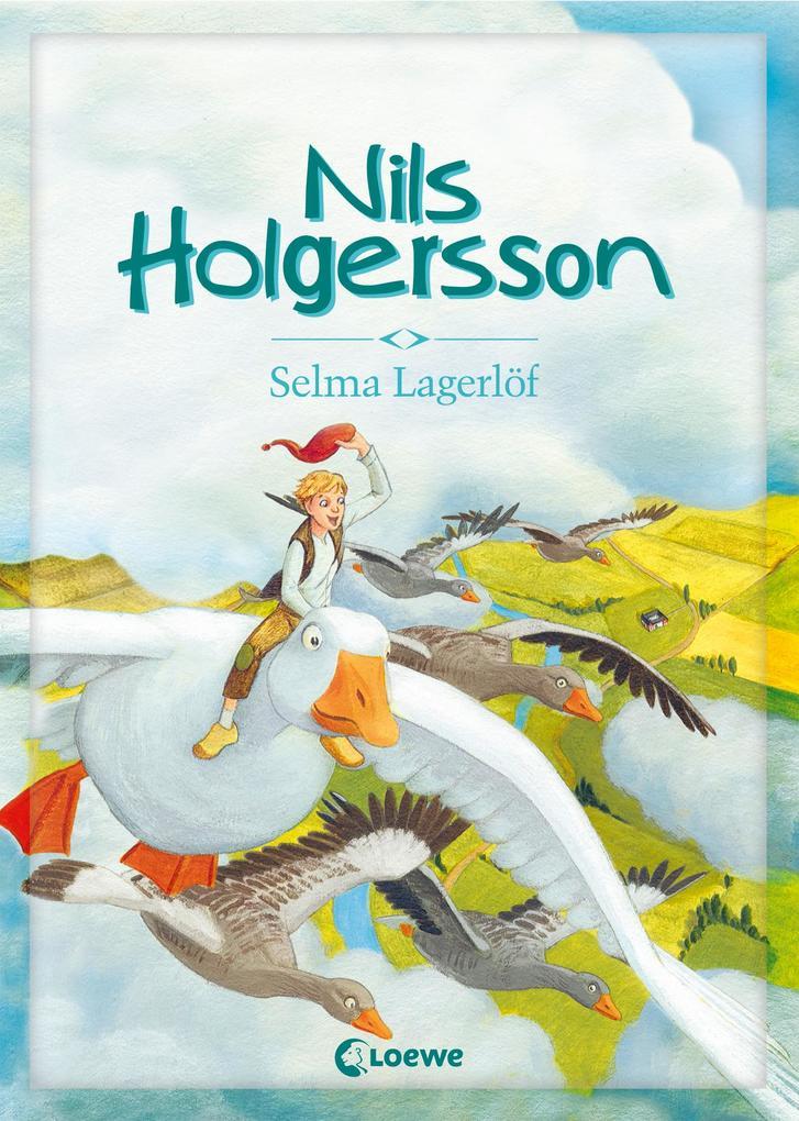 Nils Holgersson als Buch (gebunden)