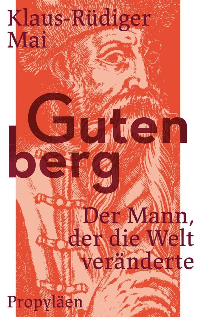 Gutenberg als Buch