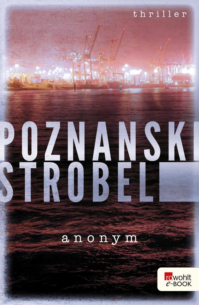 Anonym als eBook