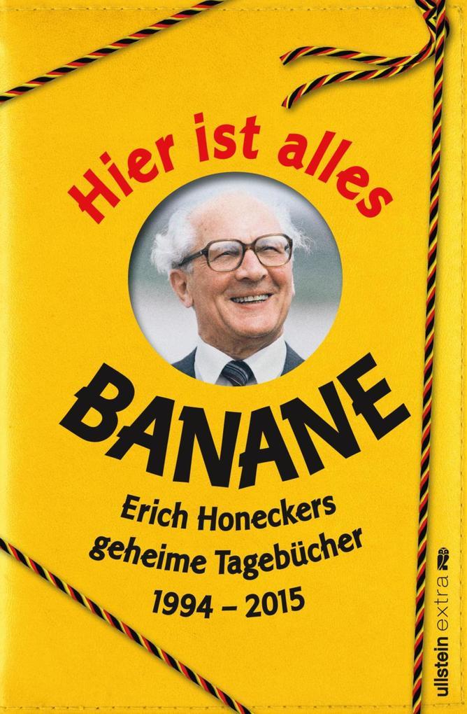 Hier ist alles Banane als eBook epub