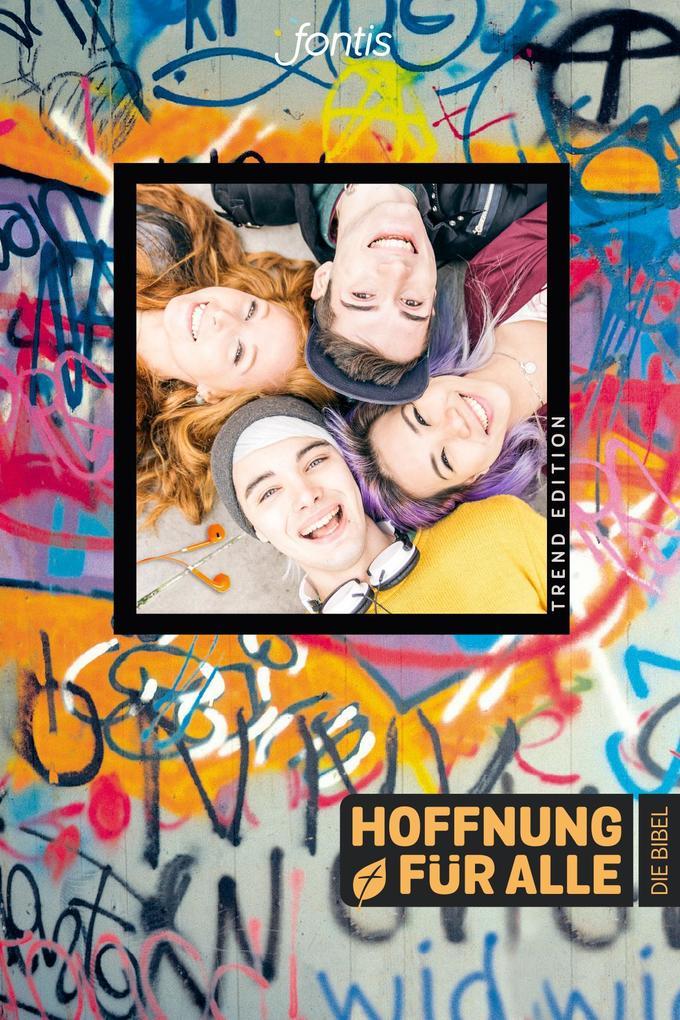 Hoffnung für alle. Die Bibel - Trend Edition 2.0 als Buch