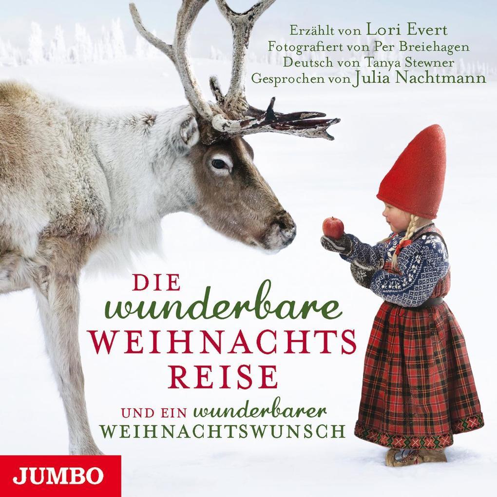 Die wunderbare Weihnachtsreise als Hörbuch