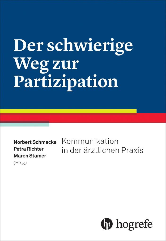 Der schwierige Weg zur Partizipation als eBook