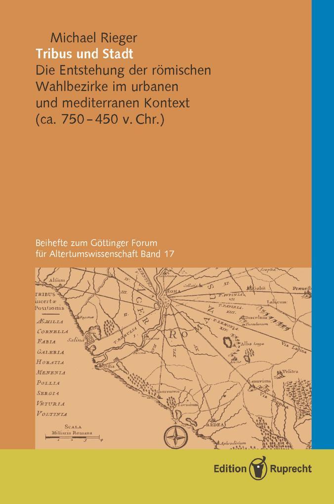 Tribus und Stadt als eBook