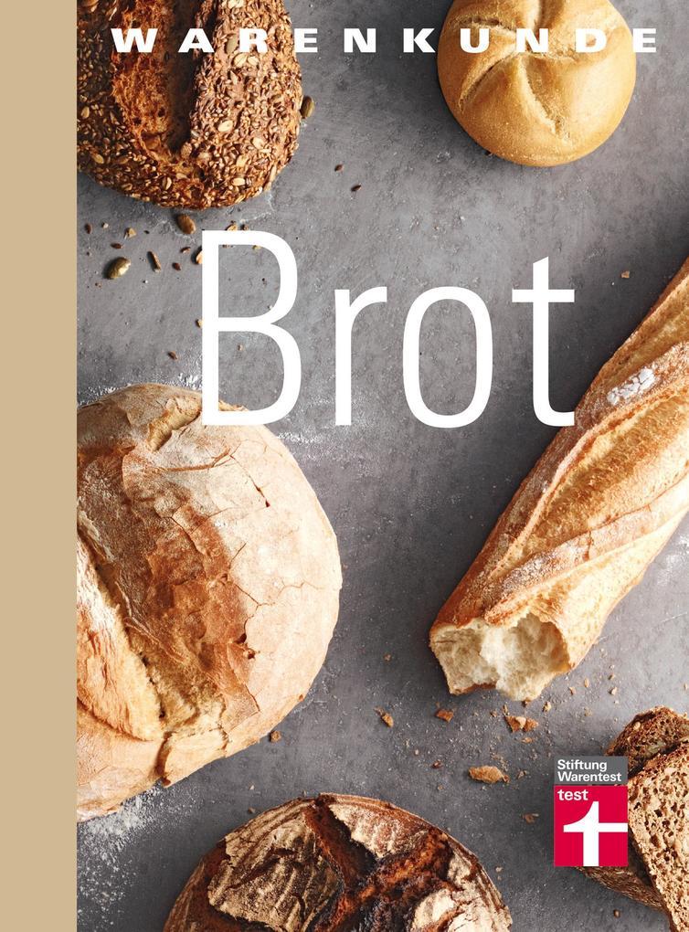 test Warenkunde: Brot als Buch (gebunden)