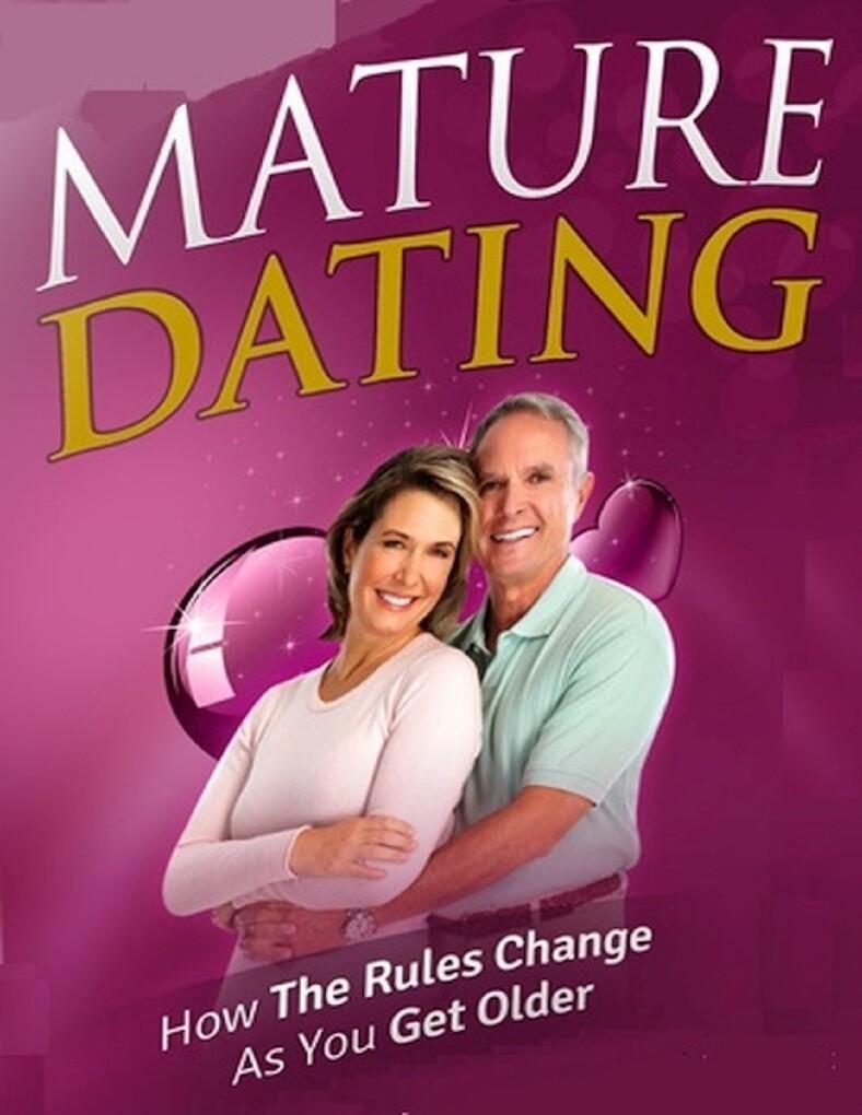 Mature Dating als eBook von Charlotte Kobetis