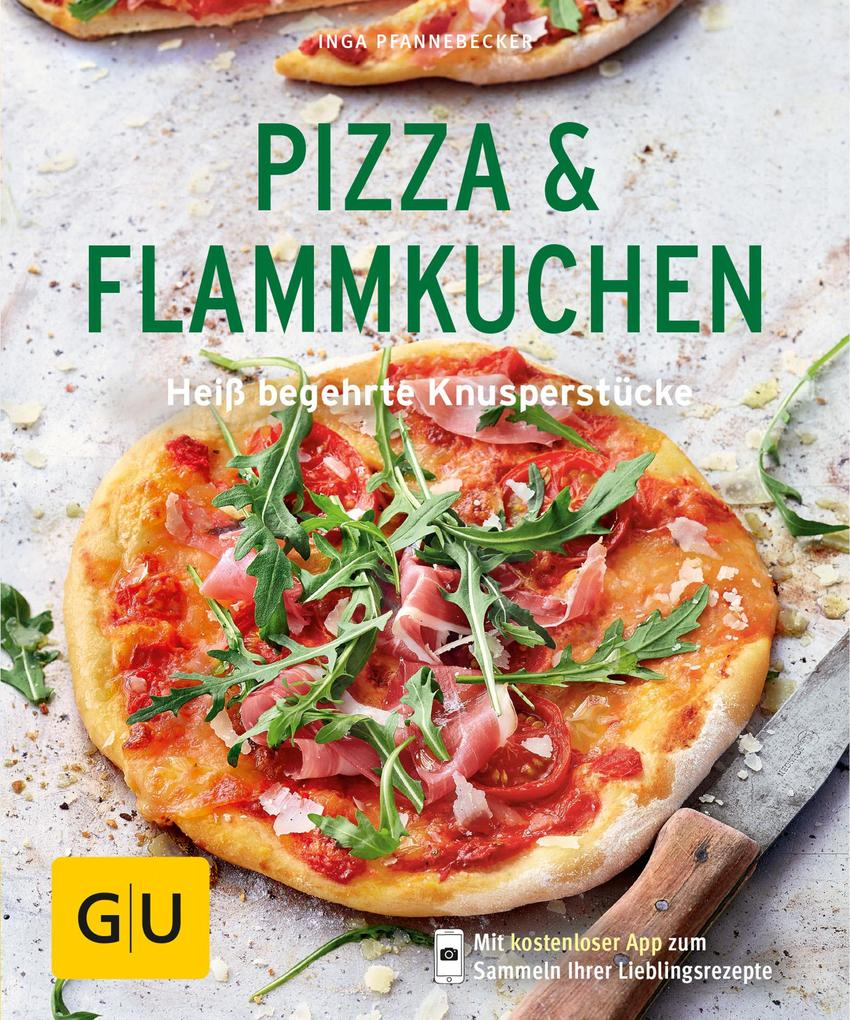 Pizza & Flammkuchen als eBook