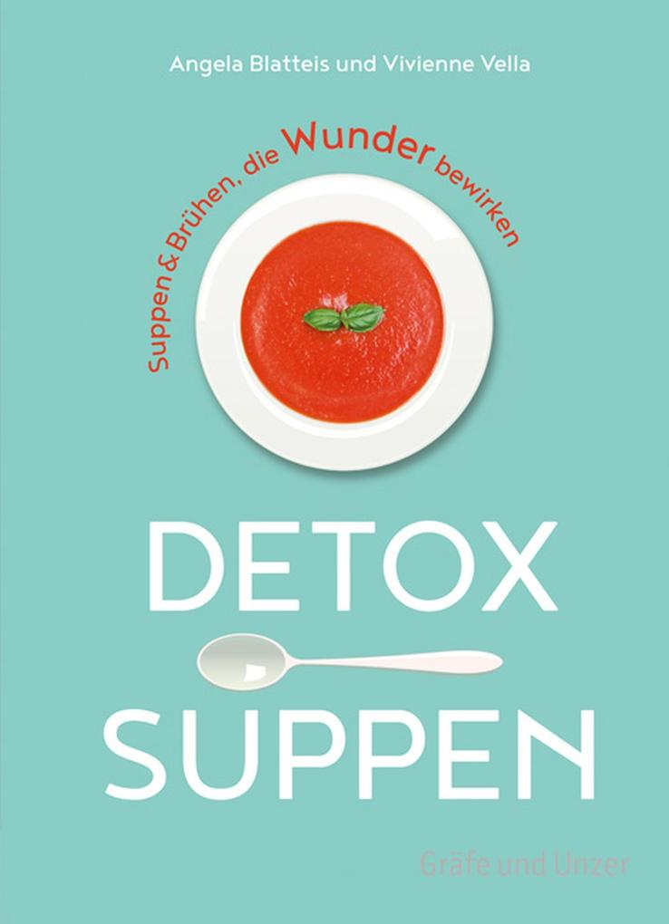 Detox-Suppen als eBook