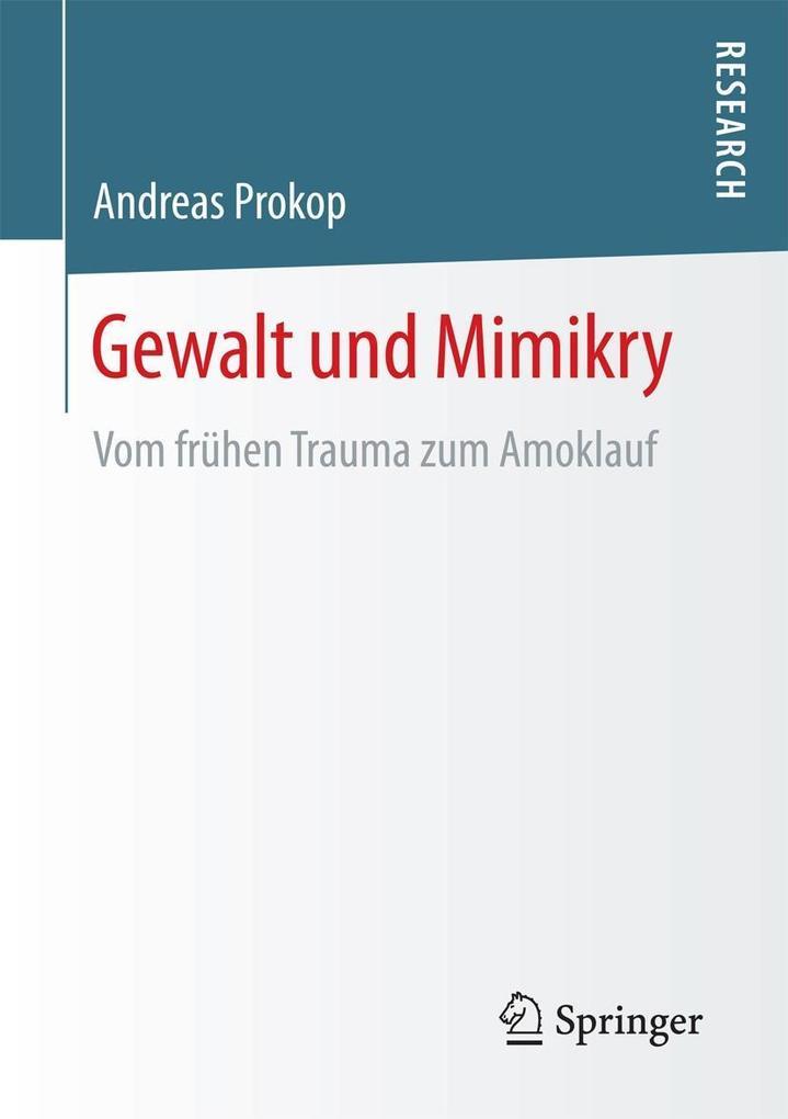 Gewalt und Mimikry als eBook