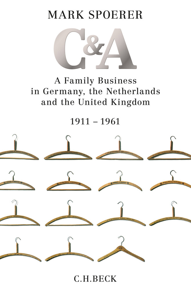 C&A als Buch