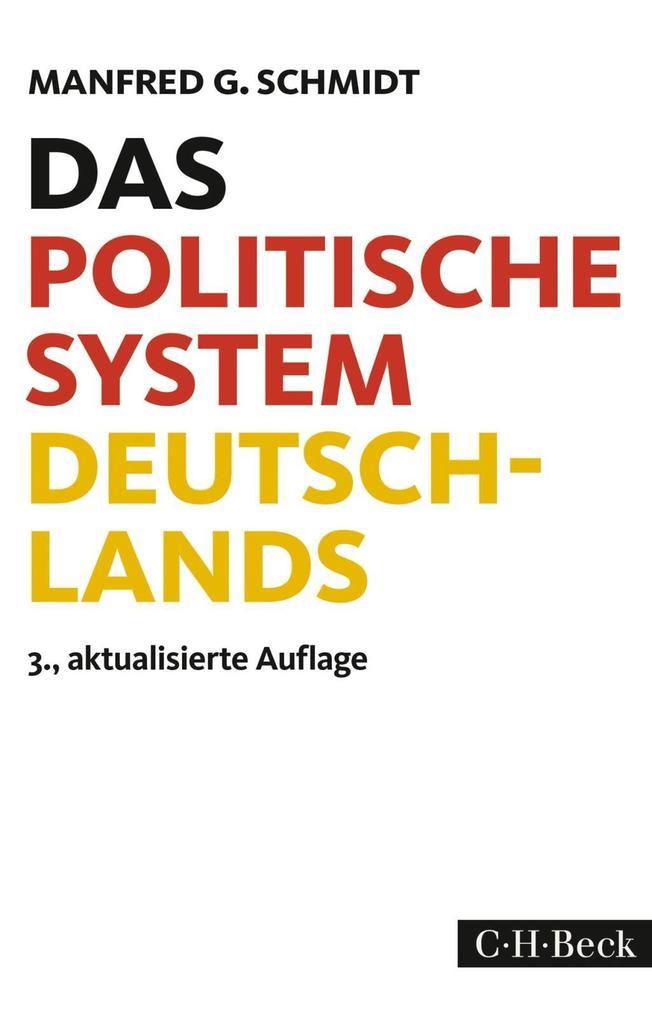 Das politische System Deutschlands als Taschenbuch