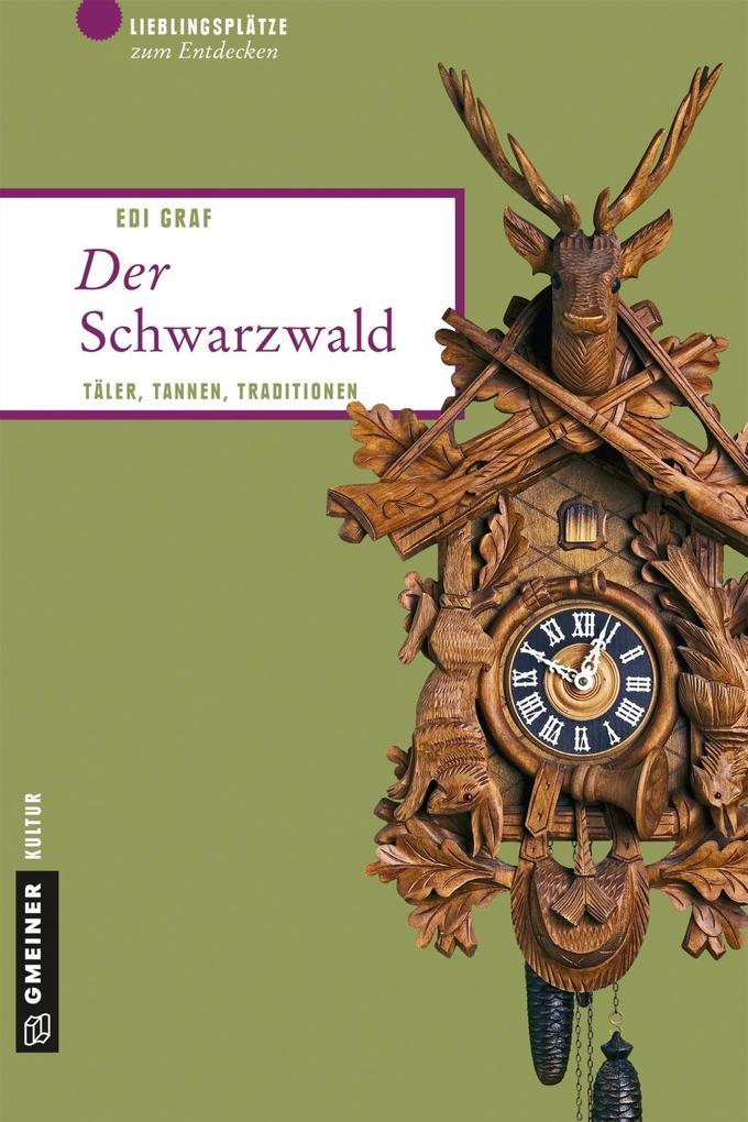 Der Schwarzwald als eBook