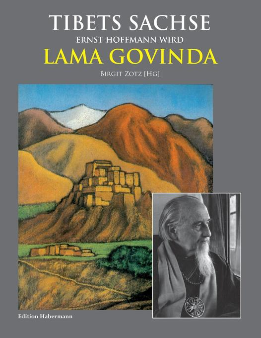 Tibets Sachse als Buch