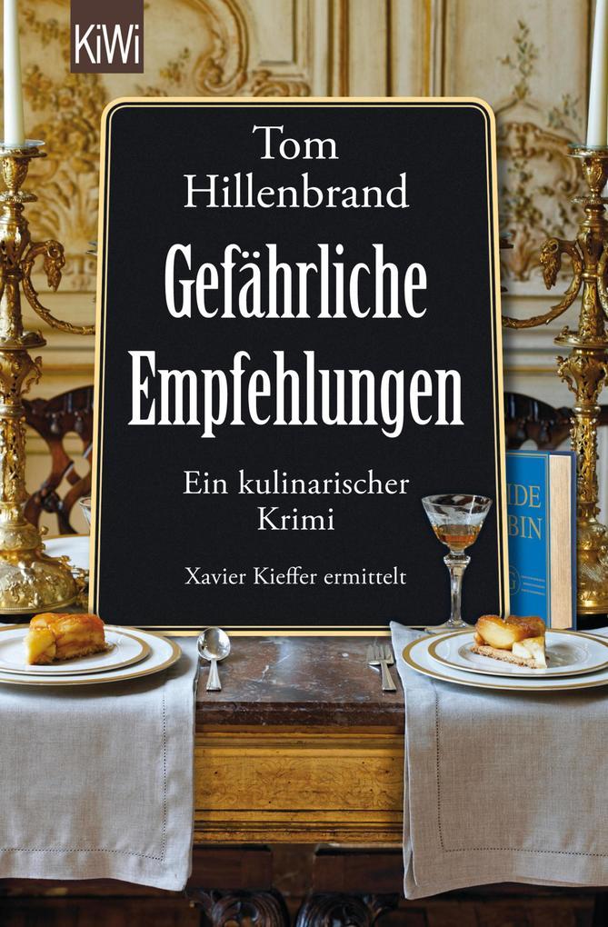 Gefährliche Empfehlungen als eBook