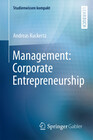 Management: Corporate Entrepreneurship