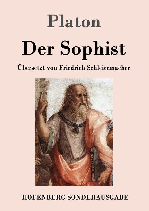 Der Sophist als Buch