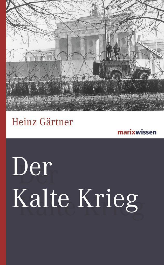 Der Kalte Krieg als Buch