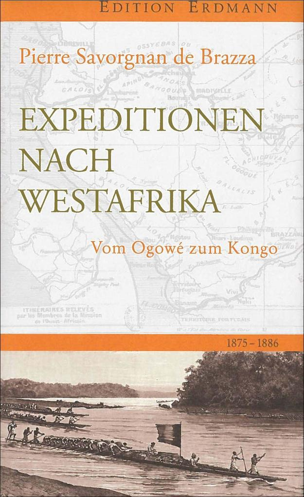 Expedition nach Westafrika als Buch