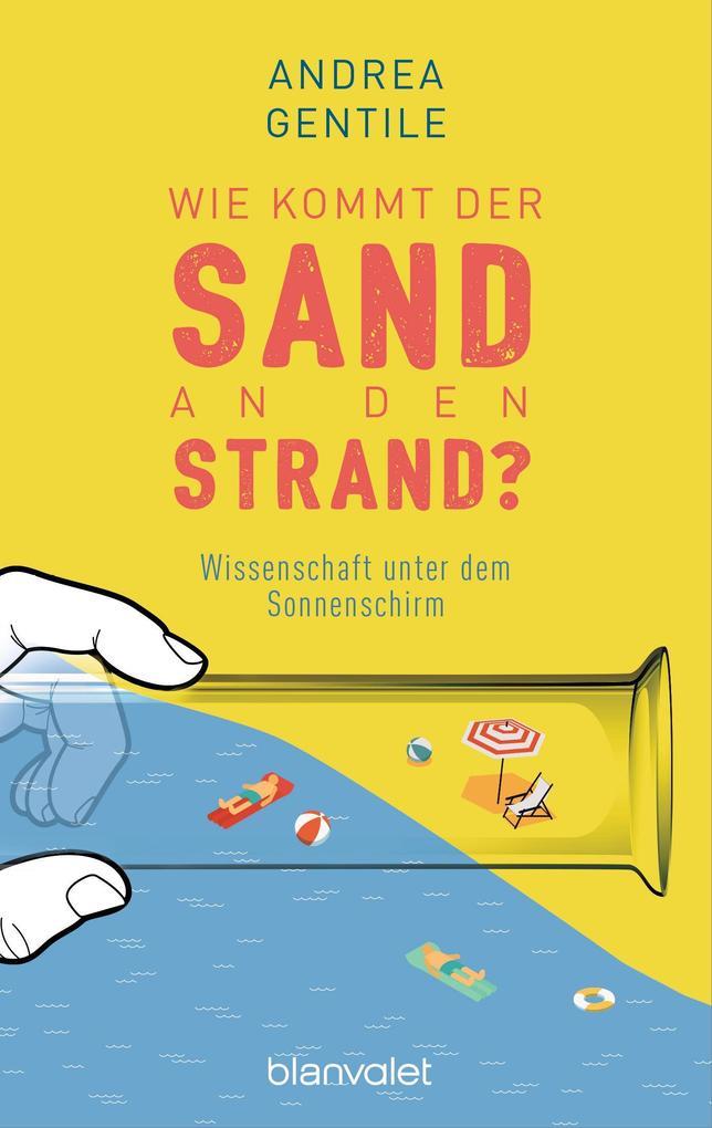 Wie kommt der Sand an den Strand? als eBook