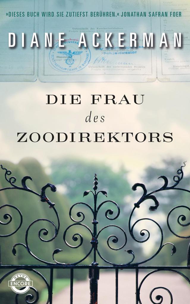 Die Frau des Zoodirektors als eBook
