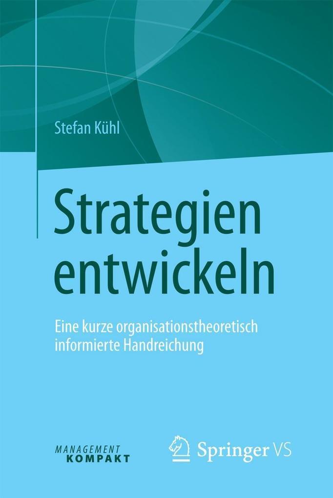 Strategien entwickeln als eBook