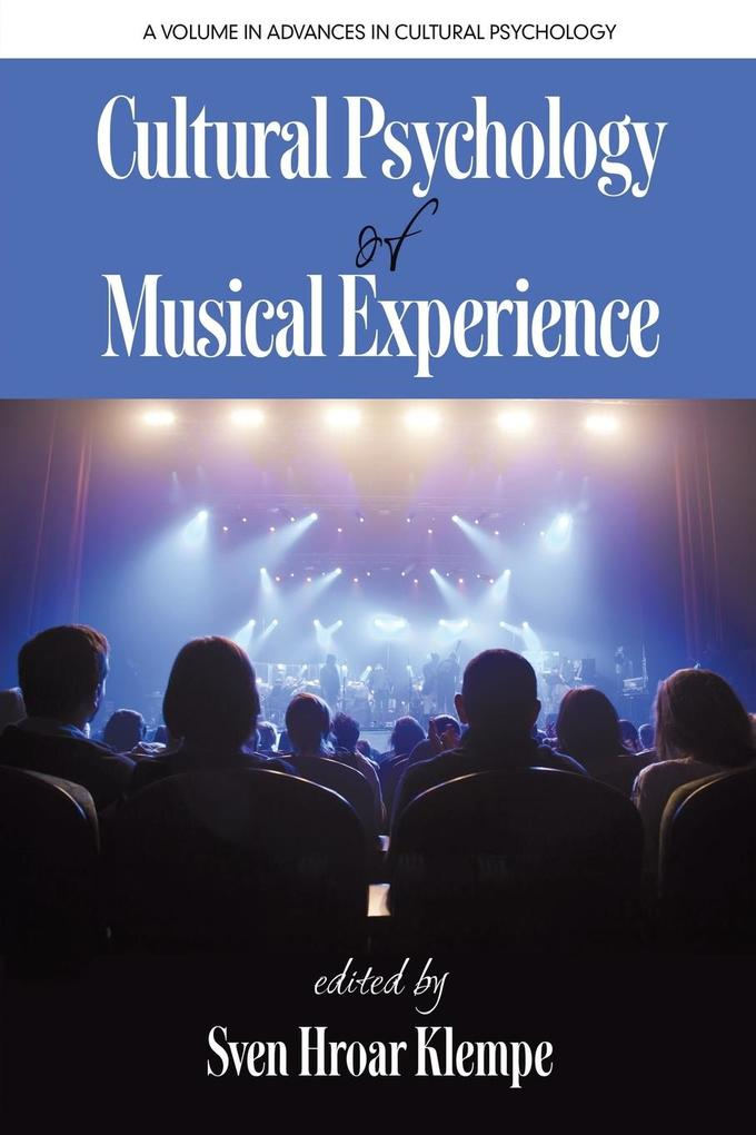 Cultural Psychology of Musical Experience als T...