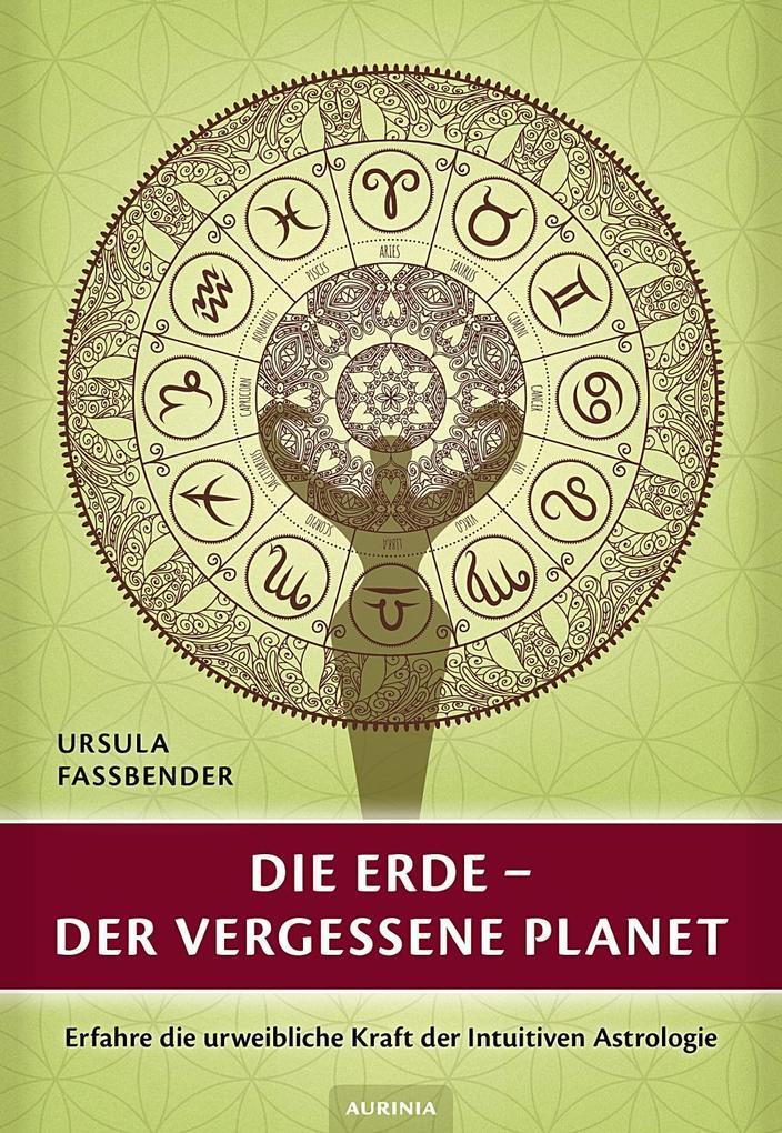 Die Erde - der vergessene Planet als Buch von Ursula Fassbender