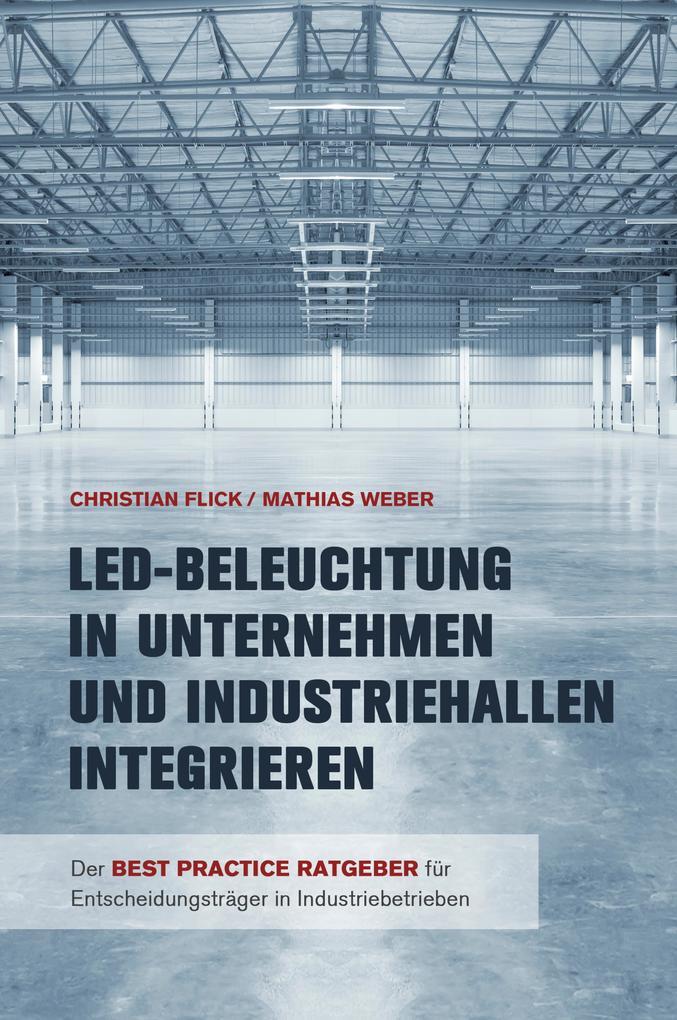 LED-Beleuchtung in Unternehmen und Industriehallen integrieren als eBook