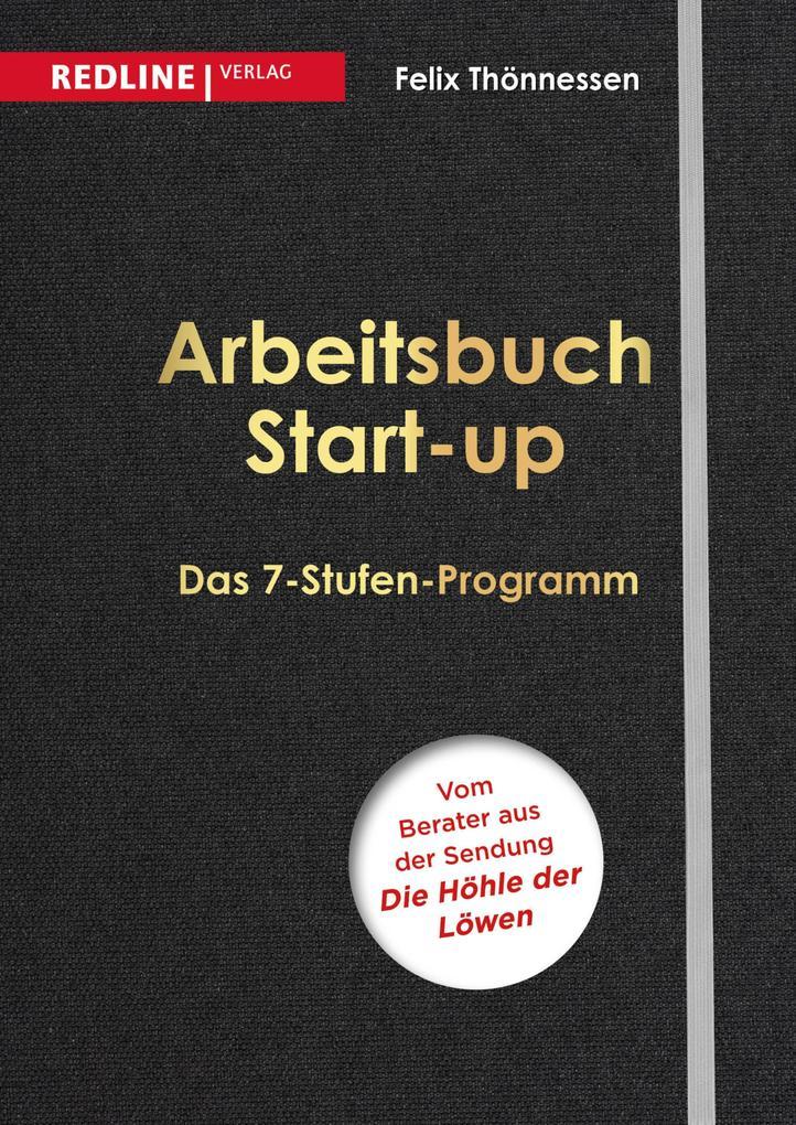 Arbeitsbuch Start-up als eBook