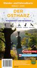 Der Ostharz Wander- und Fahrradkarte 1 : 30 000