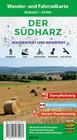 Der Südharz Wander- und Fahrradkarte 1 : 30 000