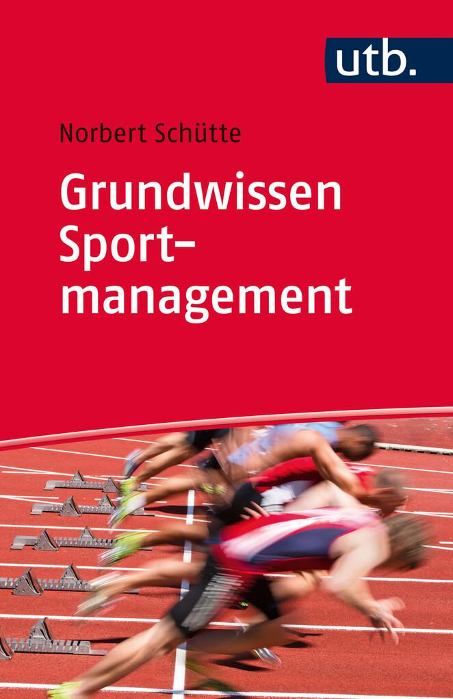 Grundwissen Sportmanagement als eBook