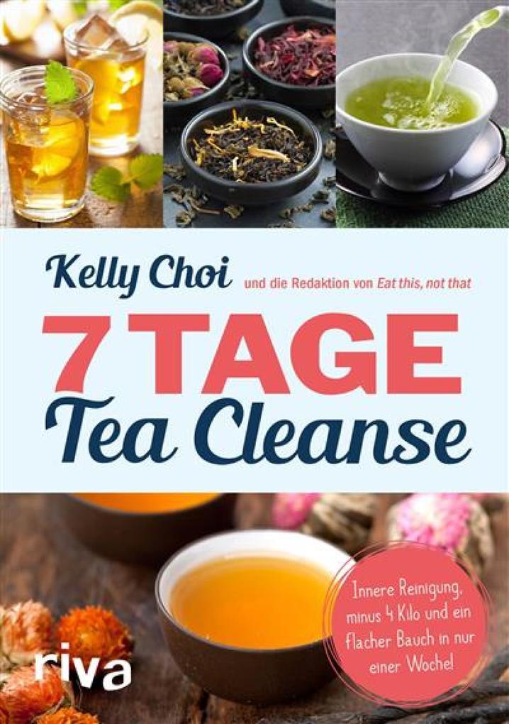 7 Tage Tea Cleanse als eBook