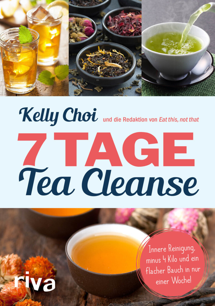 7 Tage Tea Cleanse als Buch