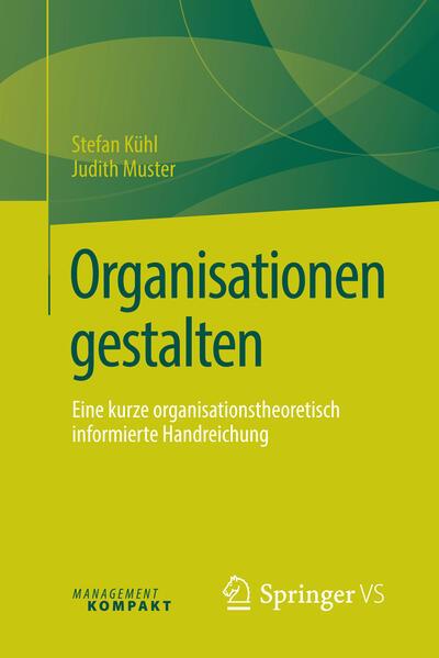 Organisationen gestalten als Buch