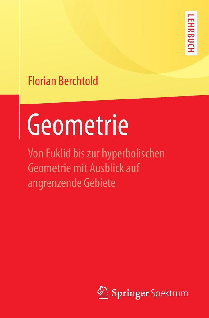 Geometrie als Buch