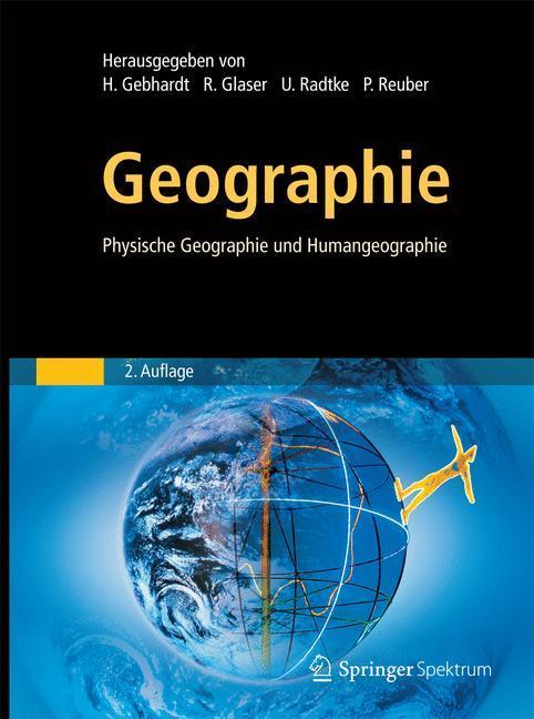 Geographie als Buch von