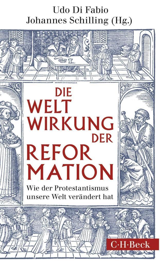 Weltwirkung der Reformation als Buch