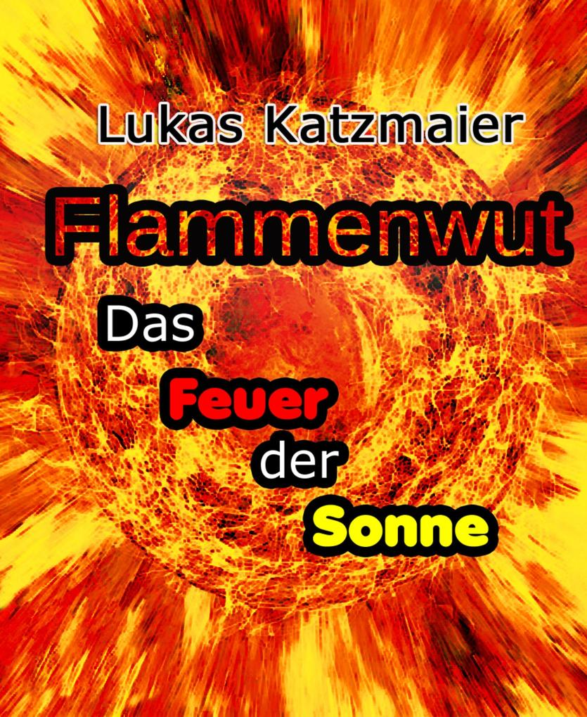 Flammenwut als eBook