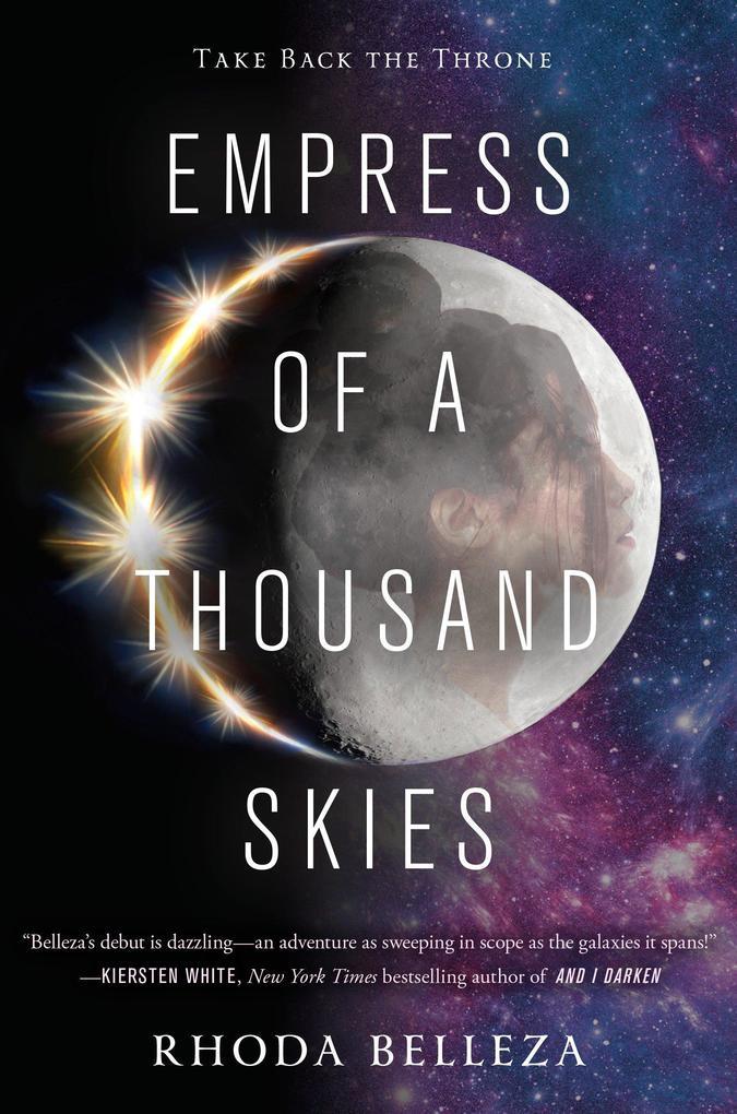 Empress of a Thousand Skies als Buch