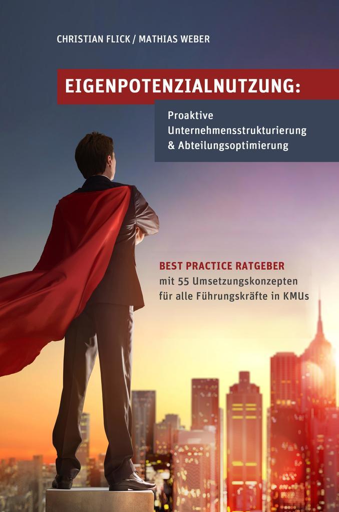 Eigenpotenzialnutzung: Proaktive Unternehmensstrukturierung & Abteilungsoptimierung als eBook