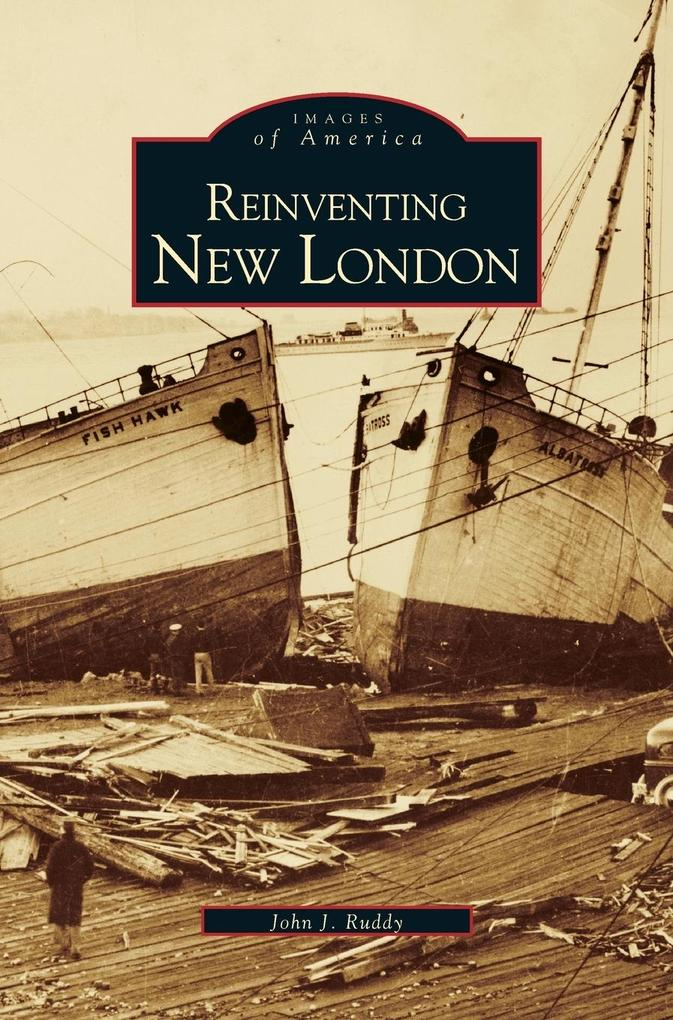 Reinventing New London als Buch