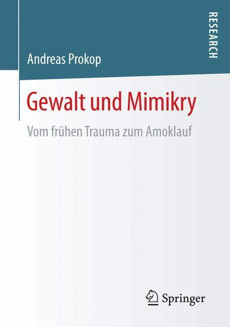 Gewalt und Mimikry als Buch