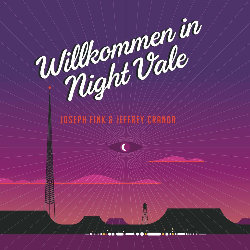 Willkommen in Night Vale als Hörbuch Download