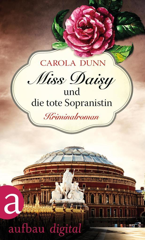 Miss Daisy und die tote Sopranistin als eBook