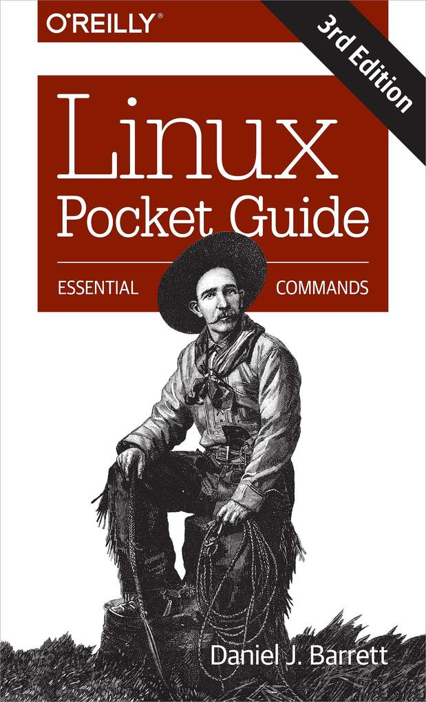 Linux Pocket Guide als eBook von Daniel J. Barrett