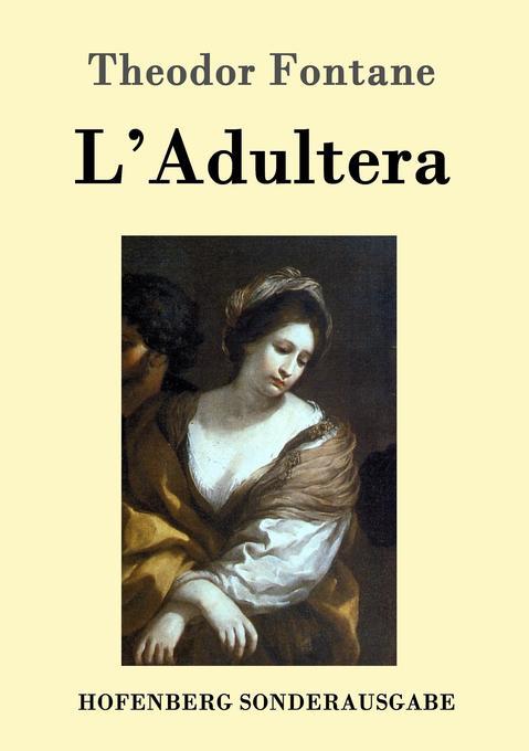 L'Adultera als Buch